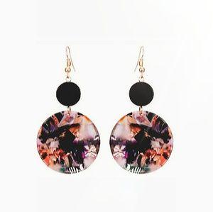 Jewelry - 🎀3/$22🎀 Geometric Earrings